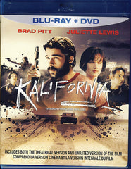 Kalifornia (Blu-ray + DVD) (Blu-ray) (Bilingual)