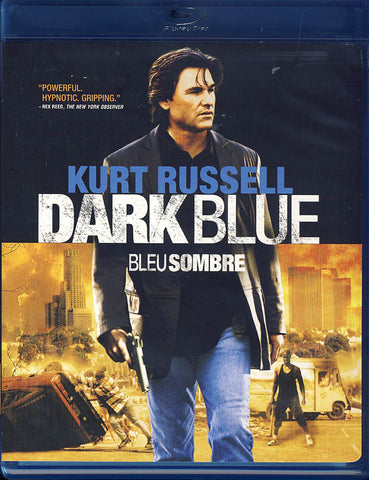 Dark Blue (Blu-ray+DVD) (Blu-ray) (Bilingual) BLU-RAY Movie
