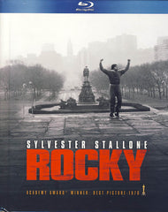 Rocky (Blu-ray + Book) (Blu-ray) (Bilingual)