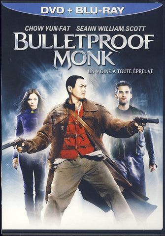 Bulletproof Monk (DVD + Blu-ray) (Blu-ray) (Bilingual) BLU-RAY Movie