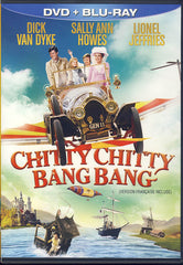 Chitty Chitty Bang Bang (DVD+Blu-ray) (Blu-ray) (Bilingual)