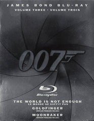 The James Bond Collection, Vol 3 (Blu-ray)(Bilingual)(Boxset)