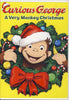 Curious George: A Very Monkey Christmas DVD Movie