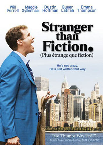 Stranger Than Fiction (Widescreen) (Bilingual) DVD Movie