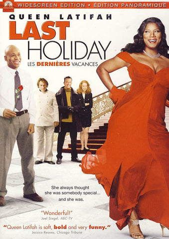 Last Holiday (Widescreen)(Bilingual) DVD Movie