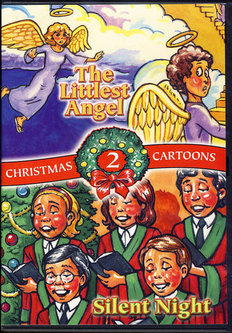 The Littlest Angel/Silent Night (Christmas Cartoons) DVD Movie