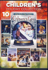 10-Movie Children's Holiday Collection (Billy Budd's Clay Classics)
