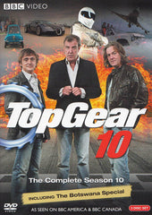 Top Gear 10: The Complete Season 10 (Including The Botswana Special)