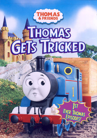 Thomas and Friends - Thomas Gets Tricked (Anchor Bay) DVD Movie