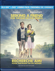 Seeking A Friend For The End Of The World (Blu-Ray/DVD) (Bilingual)(Blu-ray)