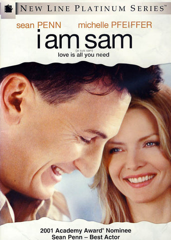 I Am Sam (Bilingual Edition) DVD Movie