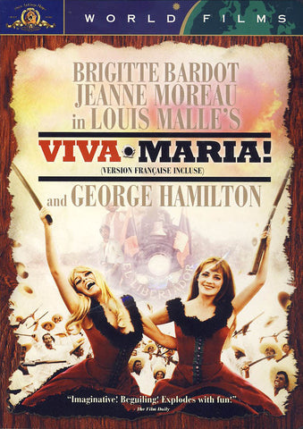 Viva Maria! (MGM) (Bilingual) DVD Movie