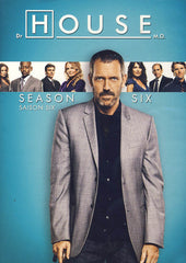 House, M.D. - Season 6 (Boxset) (Keepcase) (Bilingual)