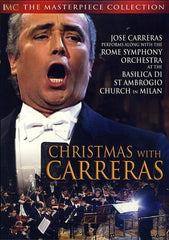 Christmas with Carreras (IMC The Masterpiece Collection)