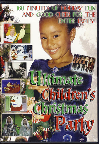 Ultimate Children's Christmas Party DVD Movie
