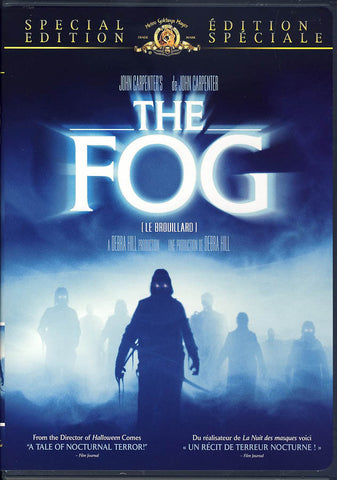 The Fog (Special Edition)(Bilingual) DVD Movie