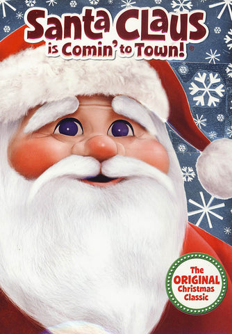 Santa Claus is Comin' to Town (The Original Christmas) DVD Movie