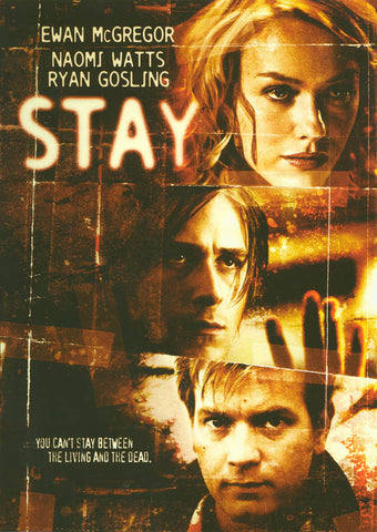 Stay DVD Movie