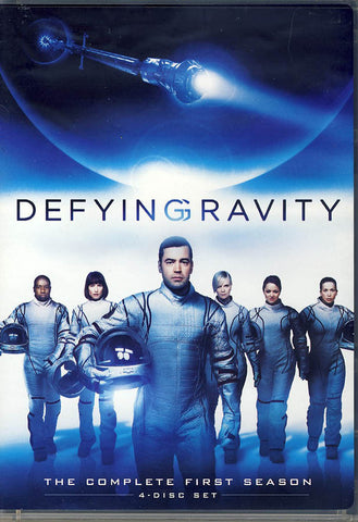 Defying Gravity - Season 1 (Boxset) DVD Movie