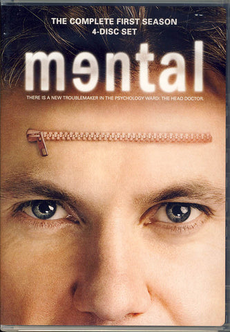 Mental - Season 1 (Boxset) DVD Movie