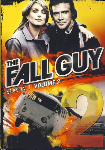 The Fall Guy - Season 1, Vol. 2 (Boxset) DVD Movie