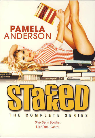 Stacked - The Complete Series (Boxset) DVD Movie