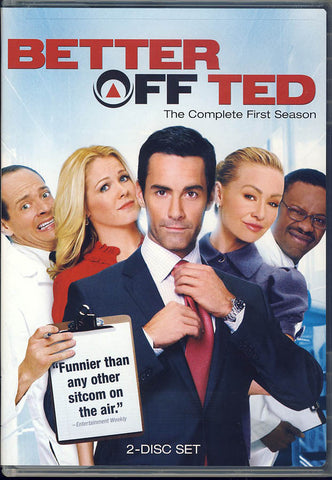 Better Off Ted - Season 1 DVD Movie