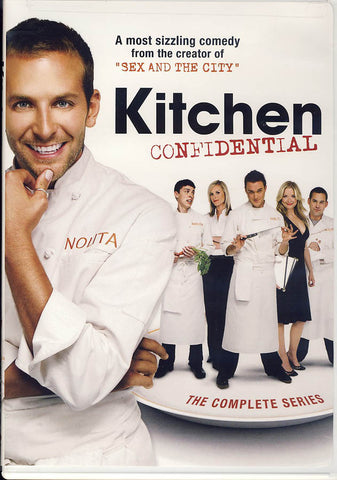 Kitchen Confidential - The Complete Series DVD Movie