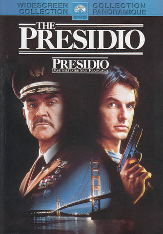The Presidio (Widescreen) (Bilingual) DVD Movie