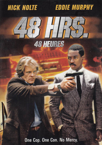 48 Hrs. (Bilingual) DVD Movie