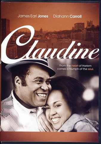 Claudine DVD Movie
