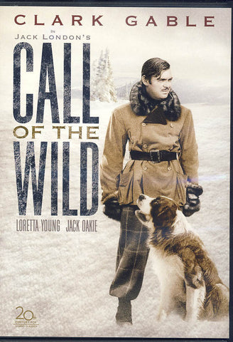 Call of the Wild (Clark Gable) DVD Movie