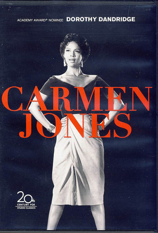 Carmen Jones (Black cover) DVD Movie