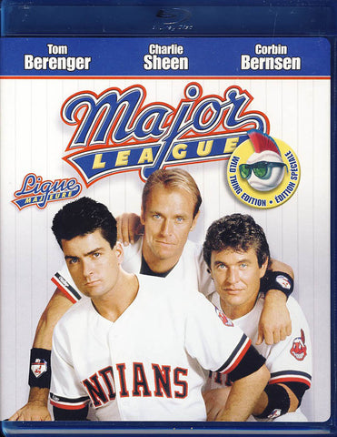Major League (Bilingual)(Blu-ray) BLU-RAY Movie