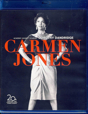 Carmen Jones (Blu-ray) BLU-RAY Movie