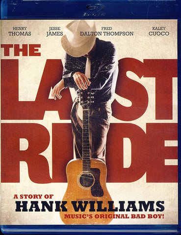 The Last Ride (Blu-ray) BLU-RAY Movie