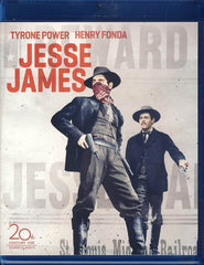 Jesse James (Tyrone Power)(Blu-ray)