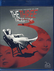 Three Faces of Eve (Blu-ray)