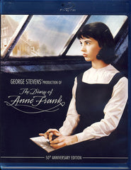 The Diary of Anne Frank (50th Anniversary Edition) (Blu-ray)