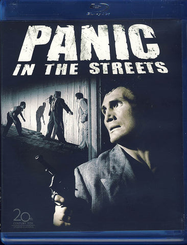 Panic in the Streets (Blu-ray) BLU-RAY Movie