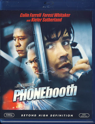 Phone Booth (Blu-ray) BLU-RAY Movie
