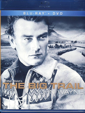 Big Trail (Blu-ray+DVD)(Blu-ray) BLU-RAY Movie