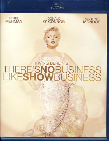 There's No Business Like Show Business (Blu-ray) BLU-RAY Movie