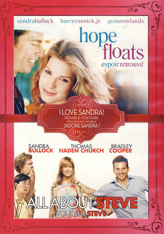 Hope Floats / All About Steve (Bilingual) DVD Movie