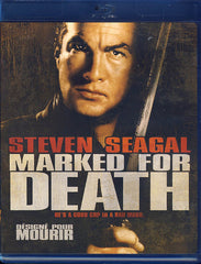 Marked For Death (Blu-ray) (Bilingual)