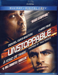 Unstoppable (Blu-ray+Digital Copy) (Blu-ray) (Bilingual)