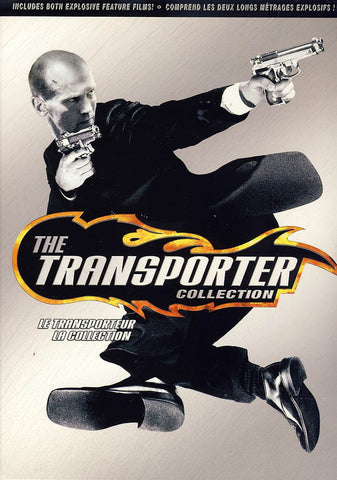 The Transporter Collection (The Transporter 1/The Transporter 2) (Bilingual) (Boxset) DVD Movie