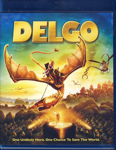 Delgo (Blu-ray) BLU-RAY Movie