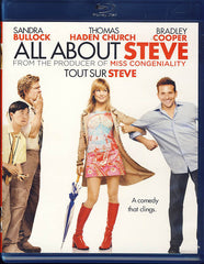 All About Steve (Blu-ray) (Billingual)