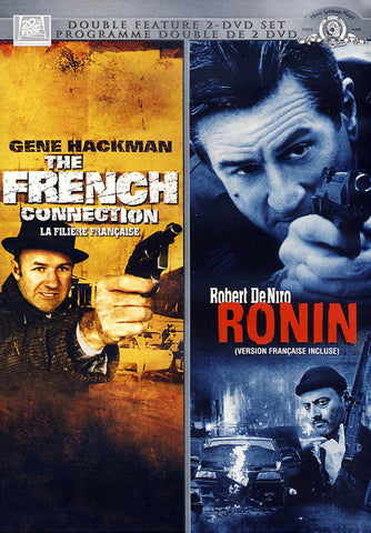The French Connection / Ronin (Double Feature) (Bilingual) DVD Movie